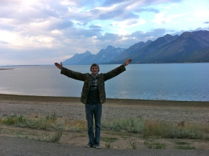 Good morning Grand Teton NP!