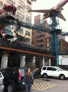 The exterior of the City Museum