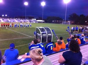 Vuvuzela + youth soccer team = trouble