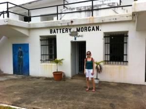 Morgan and Battery Morgan