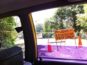 Jungle detour!