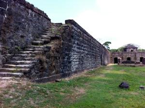 Castillo San Lorenzo, a UNESCO World Heritage Site
