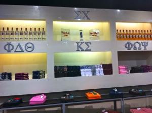 Campus University Store, Albrook Mall, Panama City