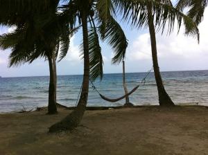 Island paradise.