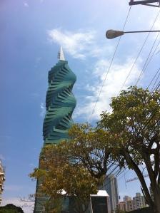 The Tornado building