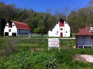 Daniel Boone's homestead in Missouri Wine Country