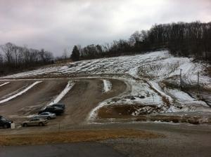 Heaps of snow!