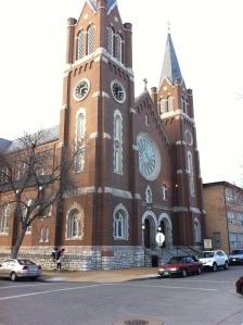 St. Cecila's Catholic Church