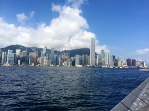 Kowloon has the world's best view of Hong Kong