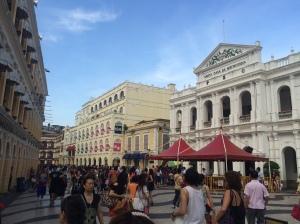 Portugal or Macau?