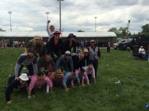Derby shenanigans