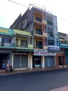 Typical buildings in Vietnam