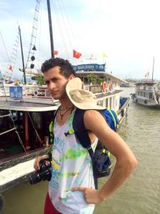 Emilio the tourist