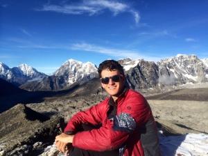 Top of Kala Patthar