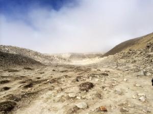 Wasteland near Gorek Shep