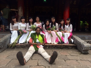 Dili: Vietnamese ladies man