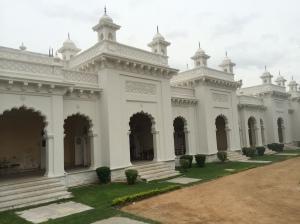 Inside the Chowmahalla Palace