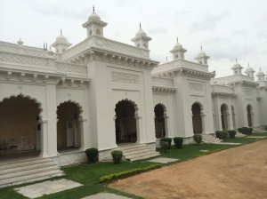 Inside the Chowmahalla Palace