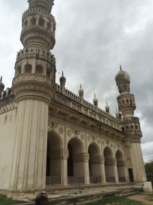 A mosque at the Qutb Tombs