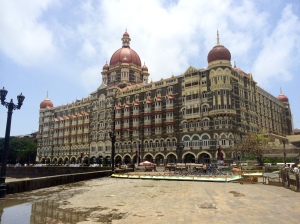 The Taj Mahal Palace Hotel- protected to Green Zone levels of security