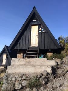 The infamous Hut 6