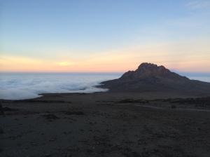 Cloud Beach at Kibo