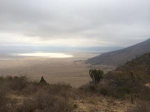 Ngorogo Crater
