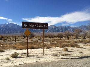 Ready to check out Manzanar!
