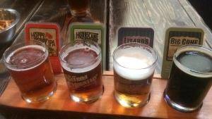 Figueroa Mountain IPA Flight