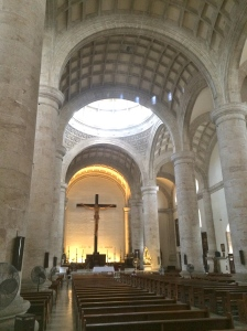 Oldest cathedral in the New World