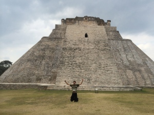 Main temple, Uxmal