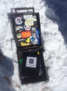 Summit logbook