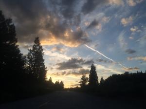 Sunset on fleek