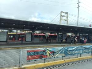 Portal Norte bus terminal