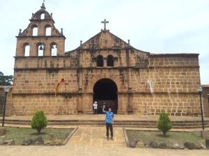 The church in Guane