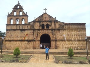 The church in Guane