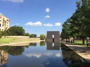 The Oklahoma City Memorial