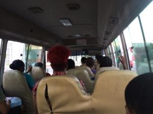 What Bahamian public transit looks like
