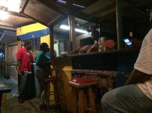 At da conch shack