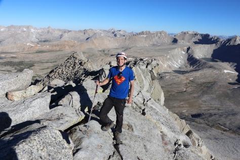 On the summit!!