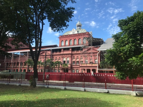 Red House- the former Parliament