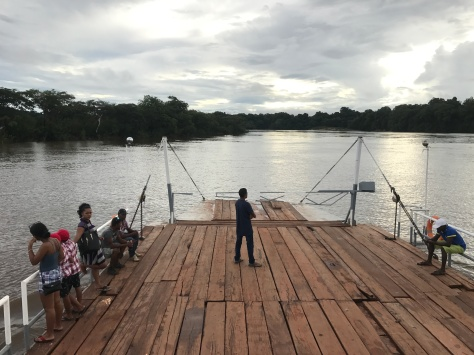 Essequibo River Ferry